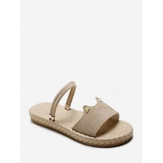 Beach Style Outdoor Sandals - Khaki Eu 38